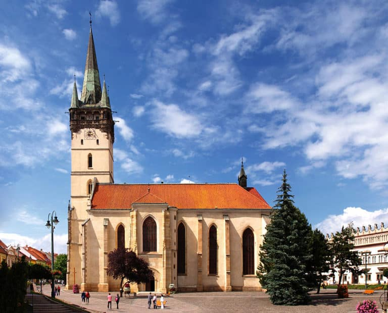 Pôžičky pre Prešov
