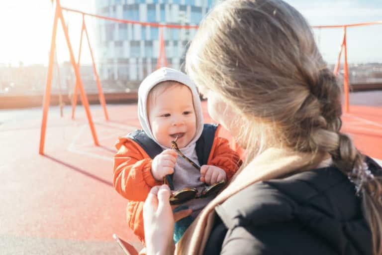 Pôžička pre ženy na materskej