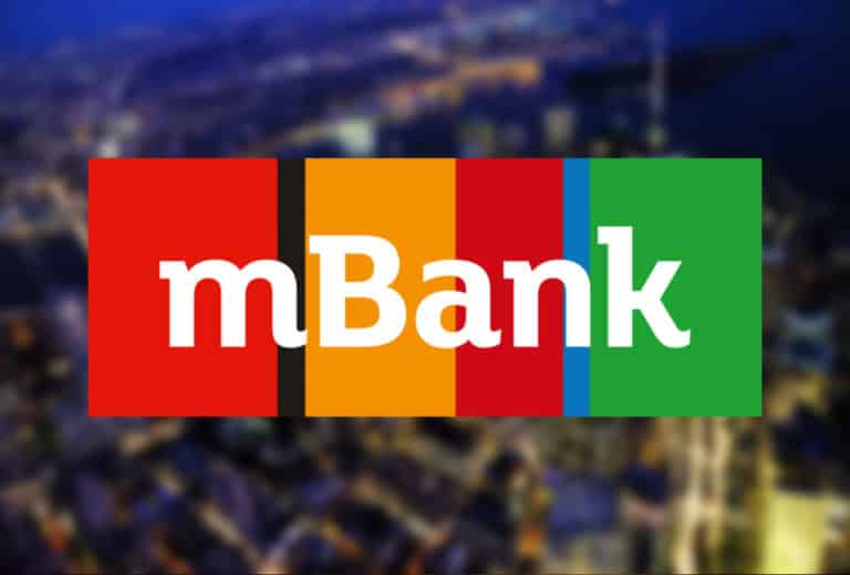 mBank - mkonto účet zadarmo